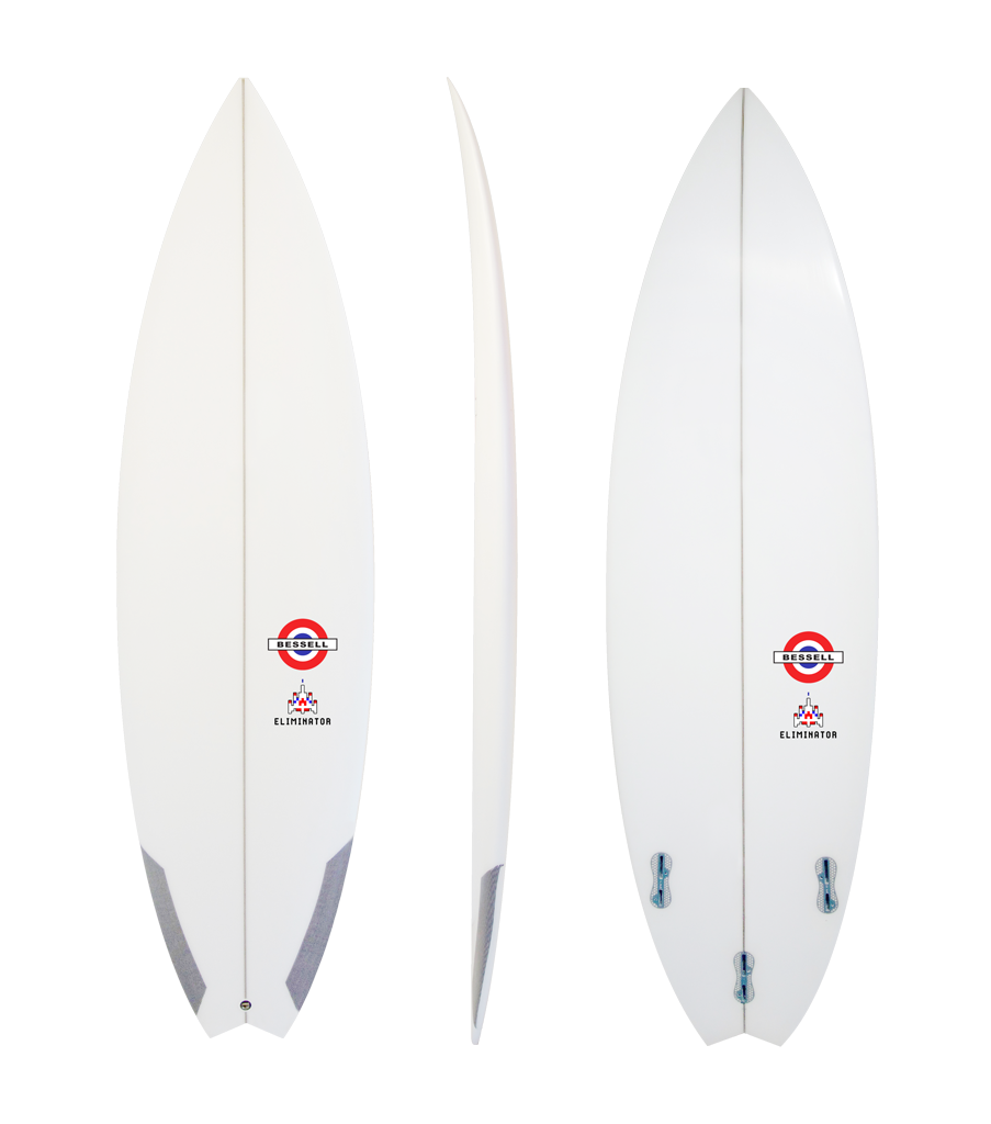 BESSELL_ELIMINATOR_Performance Surfboards