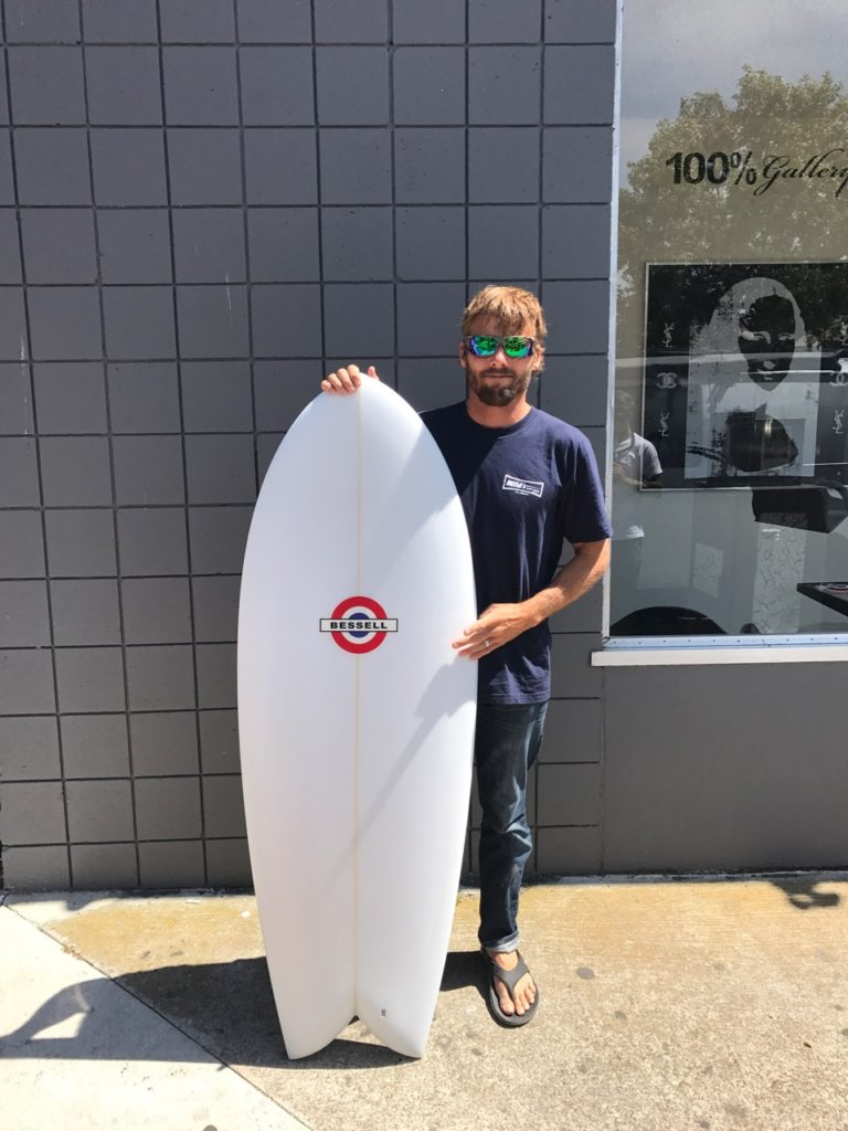Bessell Surfboards - Hybrid Surfboards